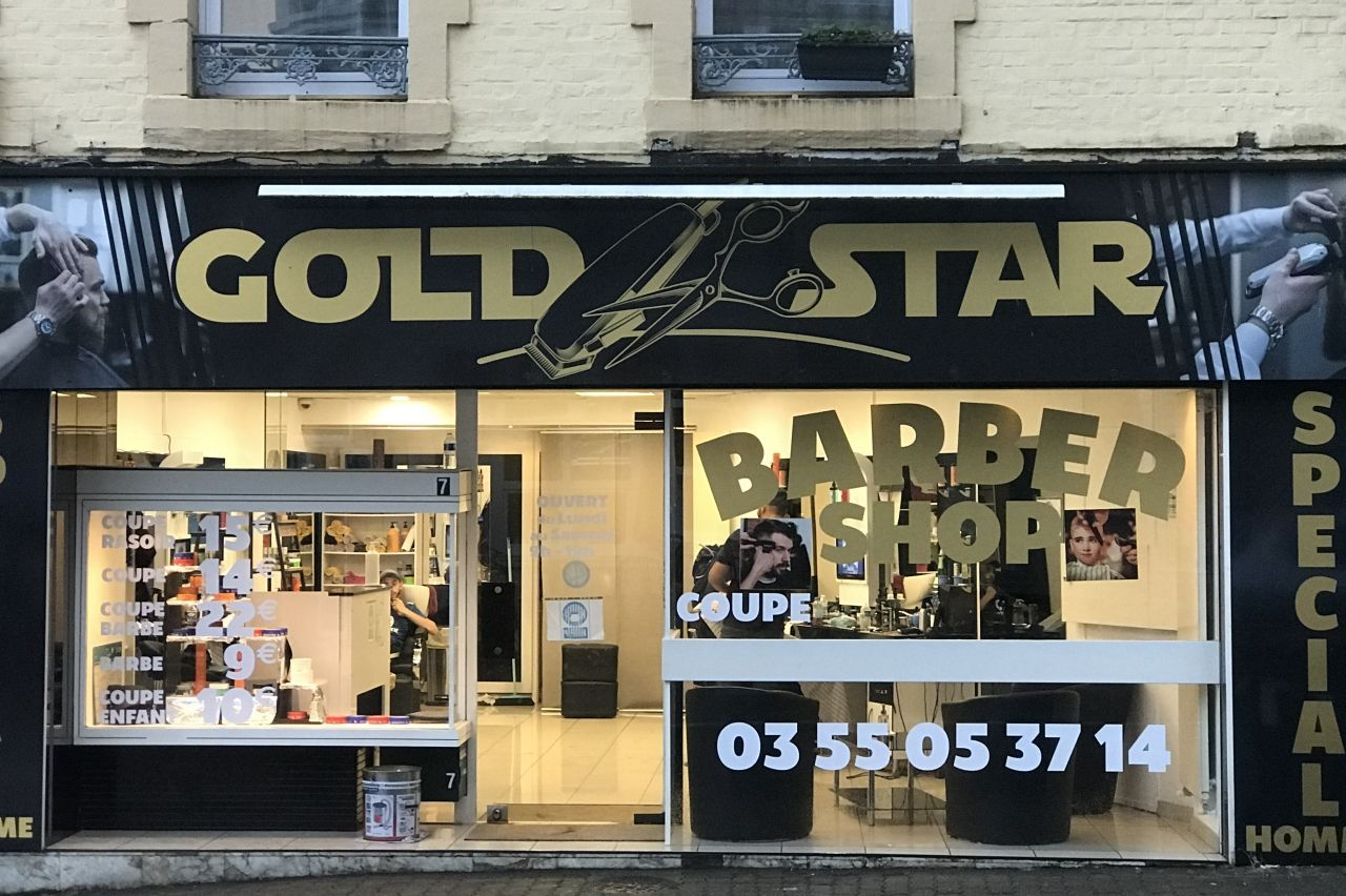 GOLD STAR - COIFFURE