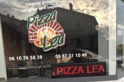 PIZZA LEA -  Restaurants Longwy