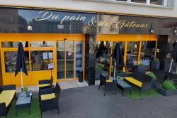 DU PAIN ET DES GATEAUX - BAR / SALON DE THE Longwy