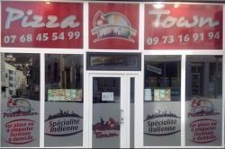 PIZZA TOWN -  Restaurants Longwy