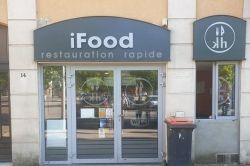 IFOOD  -  Restaurants Longwy