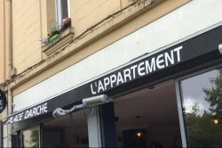 L'APPARTEMENT LONGWY  - BAR / SALON DE THE Longwy