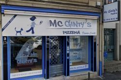 MC GINTY'S PIZZERIA  -  Restaurants Longwy